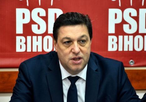"""Şerban Nicolae, la Oradea: PSD a făcut """"Revoluţia fiscală"""" pentru că """"România este victima unui jaf al gulerelor albe"""""""