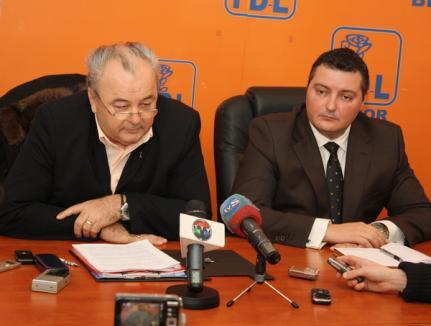 PDL Bihor se reorganizează, ca să poată face concurenţă liberalilor la alegerile locale