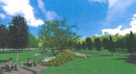 """Birta: """"A venit rândul să discutăm despre Oradea verde"""". Primăria investeşte 8 milioane de euro, din fonduri europene, în 5 parcuri (FOTO)"""