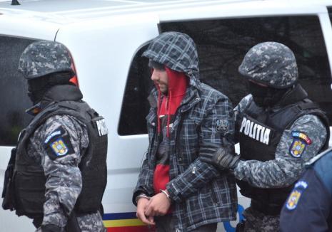 Criminalul Sorin Rogia a fost condamnat la 23 ani şi 8 luni de detenţie, plus despăgubiri de 300.000 euro către părinţii victimei