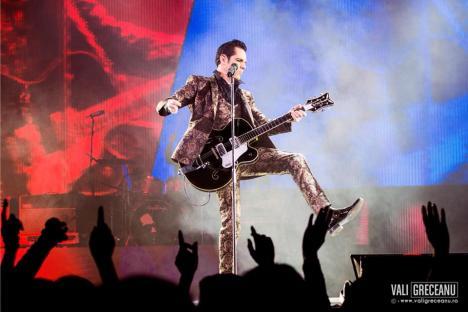 Energie, emoție și rock'n roll: Ştefan Bănică concertează pe 1 noiembrie la Oradea