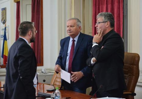Nervi întinşi la Consiliul Judeţean: Şedinţa de miercuri a ţinut 10 minute şi a fost un eşec!