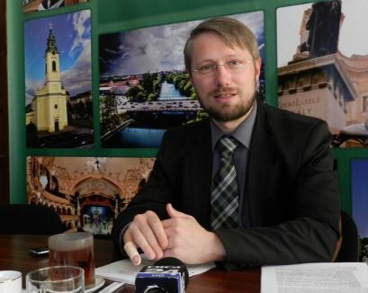Gura bate fundul: UDMR-istul Szabo Odon l-a reclamat pe liberalul Cristian Bodea pentru discriminare etnică