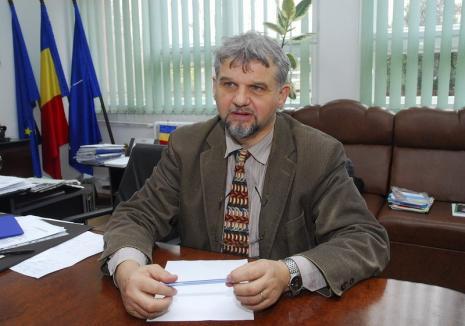Mincinoşii: La o săptămână după transferul pe şest de la CAS, Szarka Arpad a fost uns la şefia Casei de Pensii Bihor!