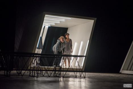 Spectacol al trupei orădene Szigligeti, selecţionat la Festivalul Naţional de Teatru