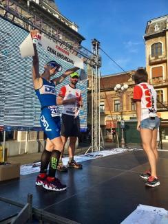 Bucureşteanul Andrei Dan Ducu şi timişoreanca Daniela Lavinia Torok au devenit Ironman, în urma concursului de la Oradea