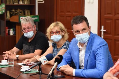 """Ministrul Tánczos și-a însușit opinia consilierului Pásztor și zice că dorința acestuia de a pune mâna pe un fond cinegetic este """"invenție pură"""" (VIDEO)"""