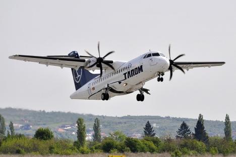 De la anul, TAROM va avea mai multe curse pe patru aeroporturi din ţară, între care şi Oradea
