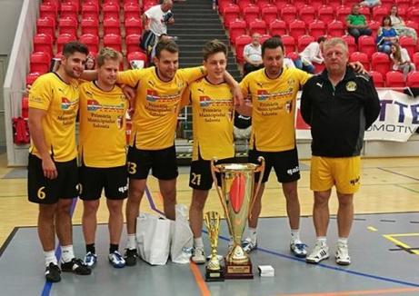 Tengo Salonta a câştigat Cupa Mondială a cluburilor!