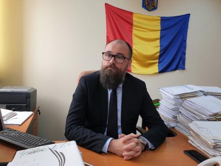 Director nou la Casa de Pensii Bihor: Laurențiu Țenț (PNL) a câștigat concursul în fața interimarei Doina Cosor (USR-PLUS)