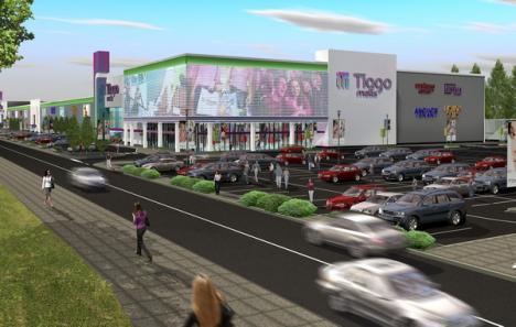 Tiago Mall, în faliment înainte de a fi deschis!