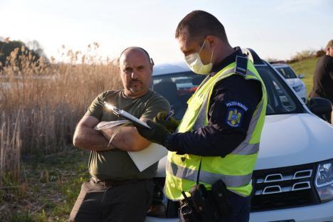 Prins de BIHOREANUL la pescuit cu maşina de serviciu, directorul din Garda Forestieră Oradea este cercetat de comisia de disciplină a instituţiei