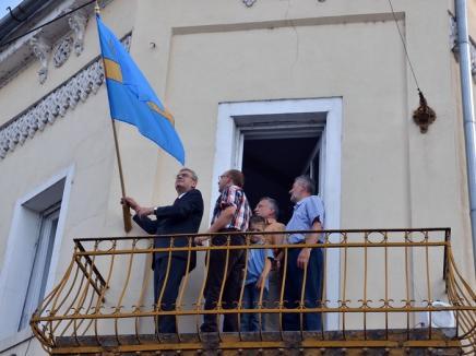 Tokes a pierdut procesul cu Poliţia Locală pe tema steagului secuiesc
