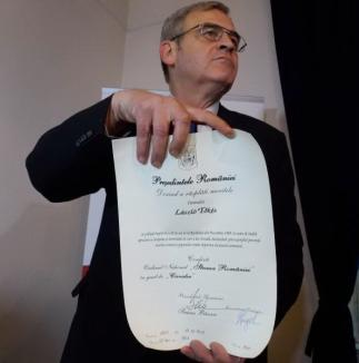Preşedintele Klaus Iohannis i-a retras lui Laszlo Tokes Ordinul Steaua României