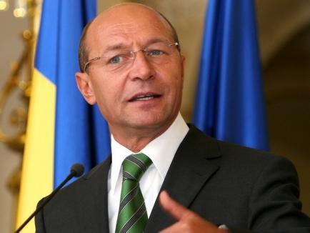 Băsescu: Ştiu că am potenţial mult mai mult decât premierul. Pot servi interesele României mult mai bine