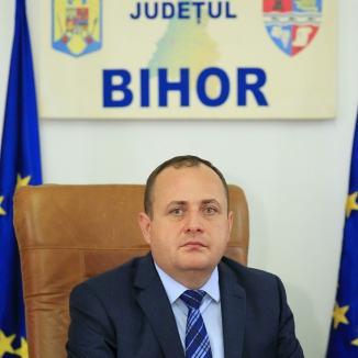 TraianBodea, candidat PRO România la preşedinţia Consiliului Judeţean Bihor: Vă aştept la vot!
