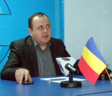 """Şeful PC Bihor se vrea parlamentar: Să plece """"expiraţii"""""""