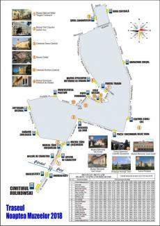 OTL: Traseul şi programul de circulaţie a autobuzelor la 'Noaptea Muzeelor'