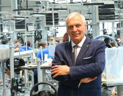 Valtryp pe val! În plină pandemie, o fabrică din Oradea, cu capital integral românesc, şi-a crescut cu o cincime producţia (FOTO / VIDEO)