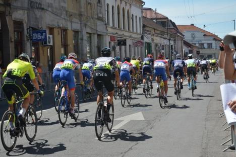 Columbianul Agudelo Rodolfo Torres s-a impus la Stâna de Vale şi este noul lider în clasamentul general al Turului Ciclist al Bihorului