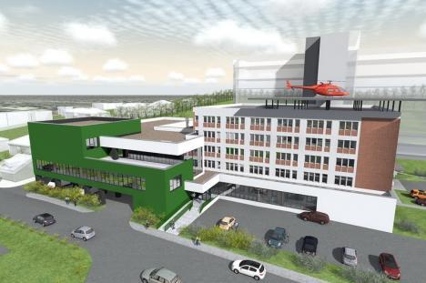 Primul laborator de analize medicale robotizat din România va fi realizat la Spitalul Judeţean din Oradea