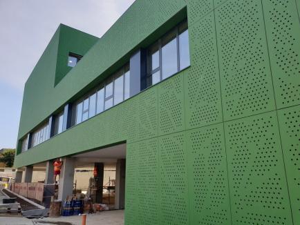 Din noiembrie, Oradea va avea cea mai modernă şi cea mai practică UPU din România, cu aparatură şi echipamente unicat (FOTO)
