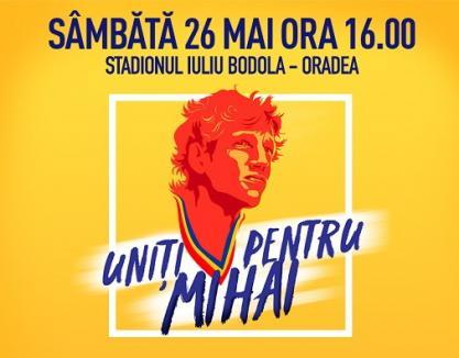 'Uniţi pentru Mihai Neşu': Prima tranşă a biletelor la tribuna zero s-au epuizat în doar câteva ore