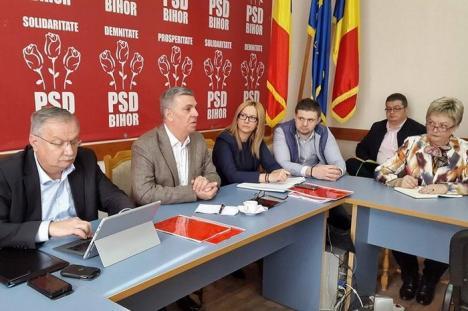 Zgonea a stabilit targetul PSD Bihor la alegerile locale: 30 de primării şi şefia Consiliului Judeţean