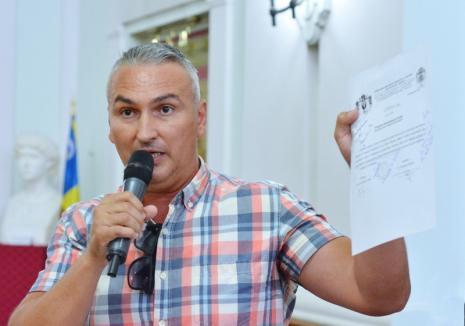 Protest în Consiliul Local: Orădenii nu vor biserică în centrul cartierului Tineretului