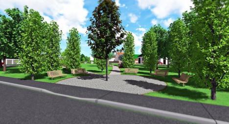 Investiţii europene de 6 milioane euro în amenajarea a 10 hectare de spaţii verzi, în Oradea (FOTO)