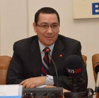 Preşedintele PSD, Victor Ponta: USL poate face protocoale cu UDMR şi în alte judeţe