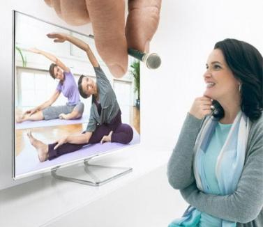 Panasonic a lansat o nouă linie de smart-televizoare Viera cu touch-screen, în cadrul CES 2013