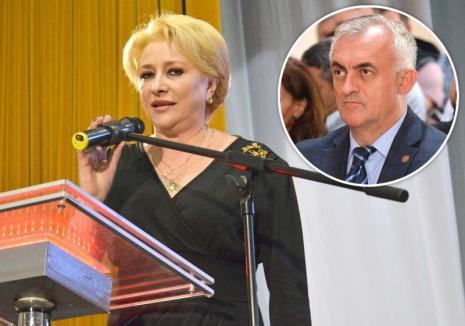 Dăncilă, contra: Iniţiativa PSD-istului bihorean care vrea să oblige copiii să-şi întreţină părinţii 'nu este susţinută de Guvern şi PSD'