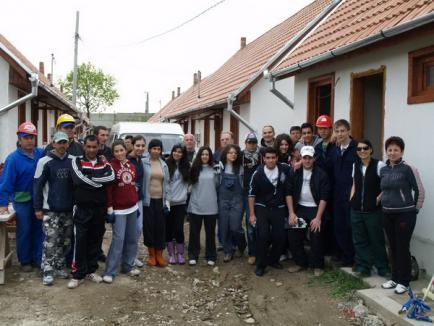 Elevii turci ne învaţă altruismul