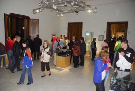 Record: Peste 2.000 de orădeni la Noaptea Muzeelor (FOTO)