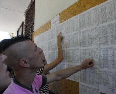 Încă 117 elevi bihoreni au promovat Bacalaureatul după soluţionarea contestaţiilor, promovabilitatea crescând cu 1,7%