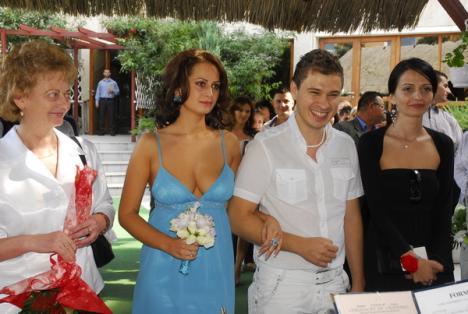 Horea Vuşcan s-a însurat! (FOTO)