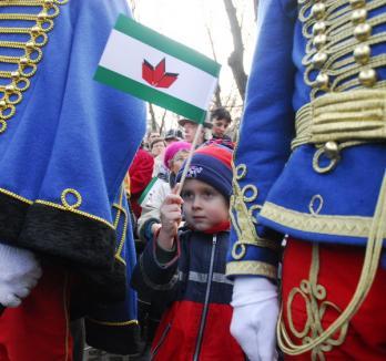 UDMR sărbătoreşte la Oradea Ziua Maghiarilor de pretutindeni prin manifestări întinse pe durata a 6 ore