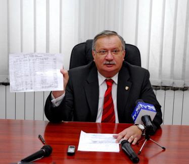 PDL Bihor, acuzat că intră deghizat în secţiile de votare