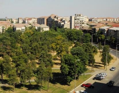 Şase firme interesate de extinderea Parcului Liniştii