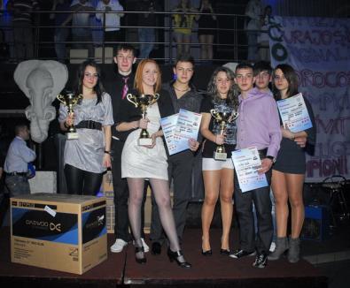 Liceenii şi-au primit răsplata pentru spectacolele din Balul Balurilor