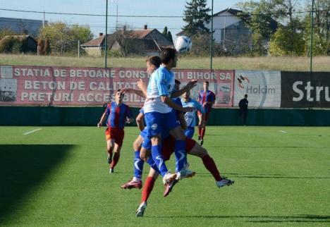 Luceafărul a egalat liderul: 2-2 cu Corona Braşov (FOTO)