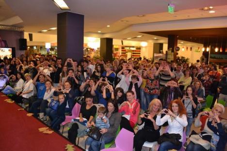 Cătălin Botezatu şi-a adus toreadorii la Lotus Center (FOTO)