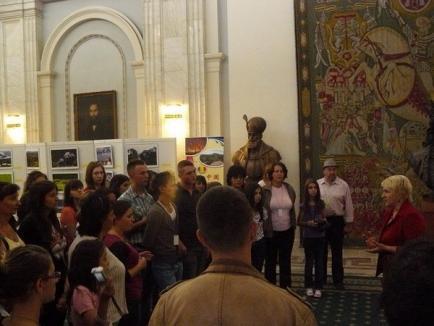 Deputatul Lucia Varga a organizat o a treia excursie pentru elevii premianţi