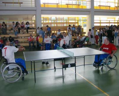 Sport pentru persoanele cu dizabilităţi