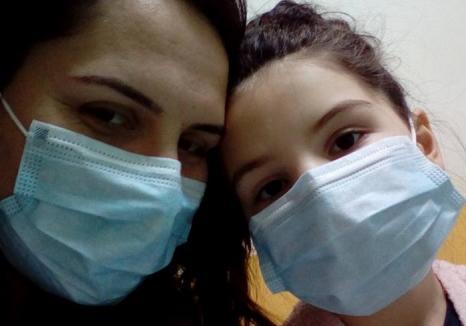Donează sânge, salvează o viaţă! O fetiţă în vârstă de 6 ani din Sîntandrei are nevoie de ajutor