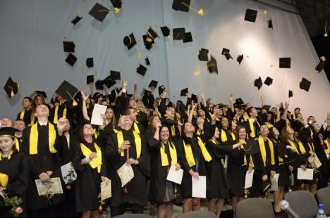 Universitatea din Oradea îşi face asociaţie a absolvenţilor