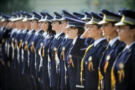 Au început înscrierile la Academia de Poliţie şi la şcolile de agenţi