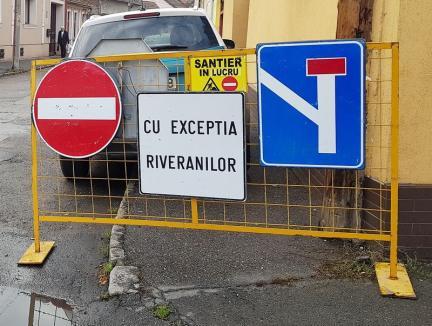 Noi restricţii! Strada Costa–Foru se închide pe tronsonul delimitat de strada Albacului şi Parcul 22 Decembrie, până aproape de Crăciun