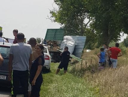 Cum s-a produs accidentul mortal de lângă Aeroportul Oradea
